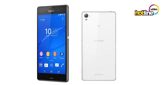 Видеообзор смартфона Sony Xperia Z3