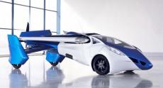 Первый официальный полет AeroMobil 3.0 – реального концепта летающего автомобиля