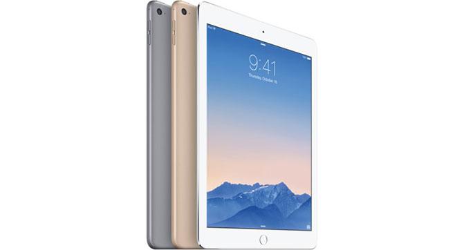 Стоимость компонентов планшета Apple iPad Air 2 составляет $275 для базовой модели