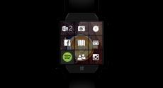 Большая картинка: Как могли бы выглядеть умные часы от Microsoft