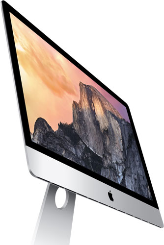 Apple представила компьютер iMac с дисплеем Retina
