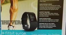 Fitbit готовит к выходу «суперчасы» Surge со встроенным GPS и ценником в $249