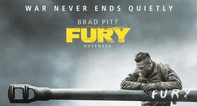 Fury / «Ярость»