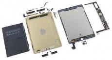 Большая картинка: В iFixit разобрали планшет Apple iPad Air 2