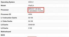 iPad Air 2 все-таки получил 2 ГБ ОЗУ, а трёхъядерный процессор Apple A8X превосходит NVIDIA Tegra K1