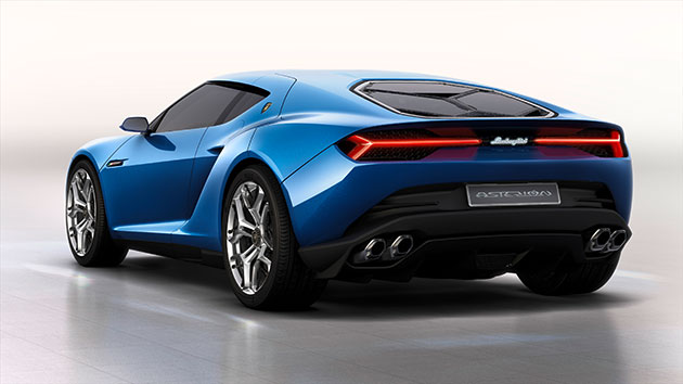 Lamborghini представила свой первый гибридный гиперкар Asterion LPI 910-4 мощностью 910 л.с.
