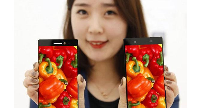 LG создала дисплей для смартфонов с толщиной боковой рамки всего 0,7 мм