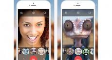 Приложение Looksery от украинских разработчиков позволяет менять внешний вид на селфи и в видеочате