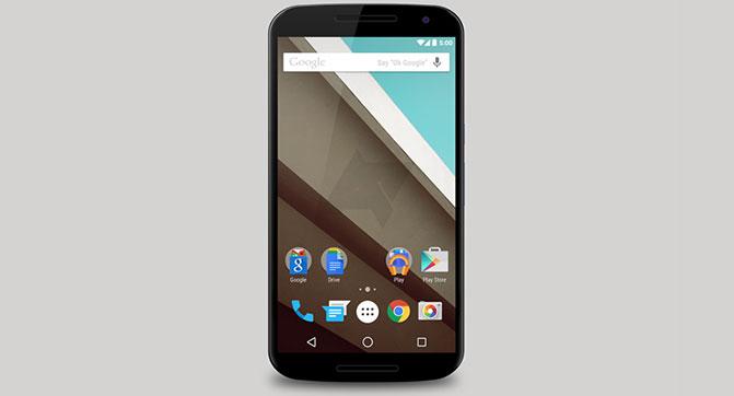 Смартфон Nexus 6 получит 5,9-дюймовый дисплей с QHD разрешением