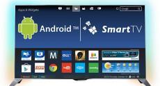 Philips 55PFS8109: Android прямо в телевизоре