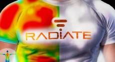 Radiate – футболка показывающая какие мышцы вы качаете