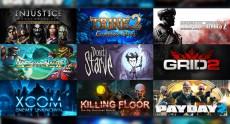 10 игр на Steam будут бесплатны в течение выходных