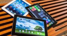Рынок планшетов: Apple падает, но остается первой, Samsung догоняет