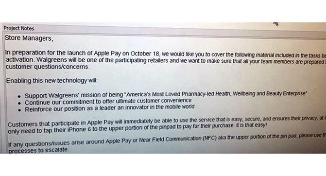 Запуск Apple Pay может состояться 18 октября