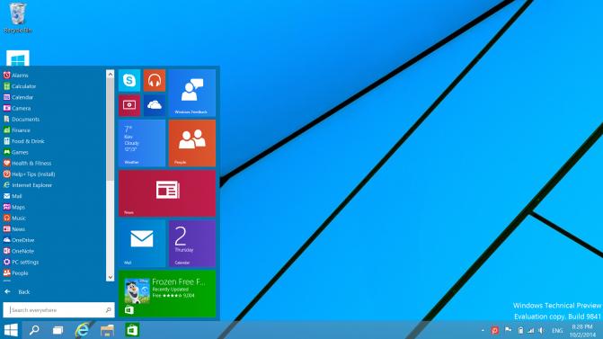 Windows 10 обзор: Все, что надо знать о Windows 1 - Hi-Tech Mail Ru осирис женские кеды, тролль квест 4