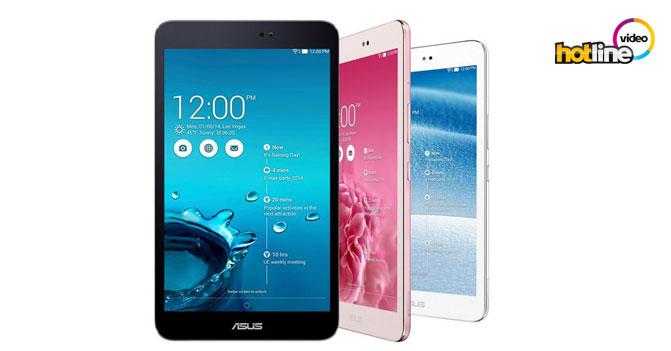Видеообзор планшета ASUS MeMO Pad 8 (ME581CL)