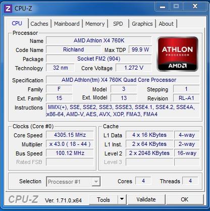 GIGABYTE_GA-F2A88XM-HD3_CPU-Z_4300