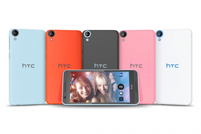 HTC Desire 820 фото