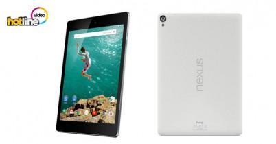 Видеообзор планшета HTC Google Nexus 9 на Android 5.0