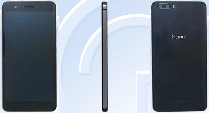 Смартфон Huawei Glory 6 Plus с 8-ядерным процессором Kirin 925  поступит в продажу в середине декабря