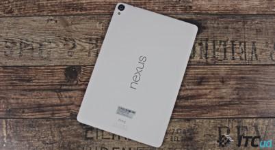 Обзор HTC Google Nexus 9 – первый планшет на Android 5.0