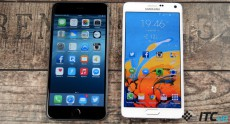 Сравнительный обзор: Apple iPhone 6 Plus против Samsung Galaxy Note 4