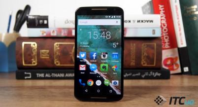 Обзор смартфона Motorola Moto X (2nd. Gen)