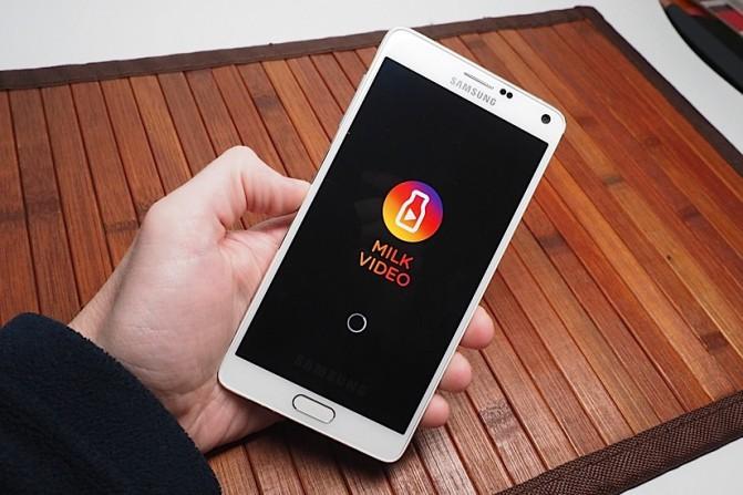 Samsung в ближайшее время планирует ликвидировать сервис для просмотра видео Milk Video