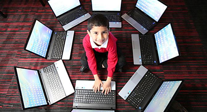 5-летний мальчик стал самым молодым сертифицированным специалистом в сфере компьютерных технологий