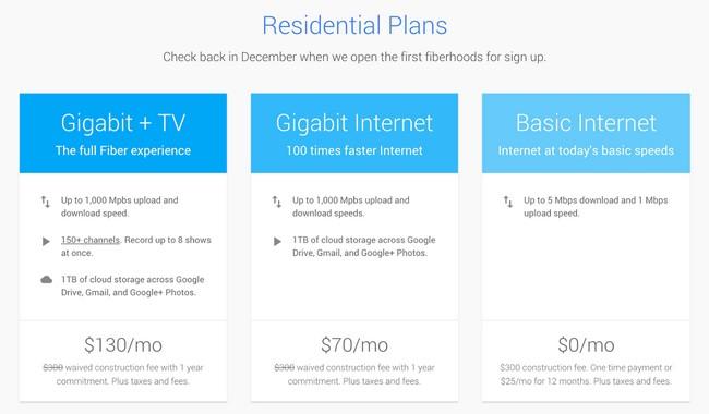 Plans-Pricing Screenshot