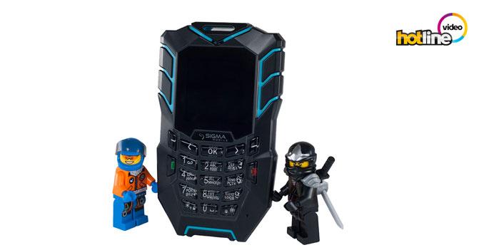 Видеообзор Sigma Mobile X-treme AT67 Kantri