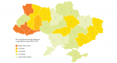 Как изменился украинский Твиттер за прошедший год