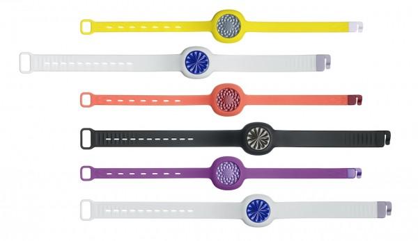 Jawbone представила фитнес-трекер начального уровня - UP MOVE