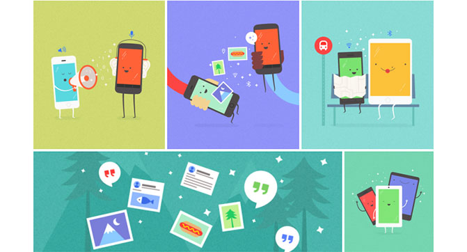 При помощи функции Copresence в Google намерены объединить устройства с Android и iOS
