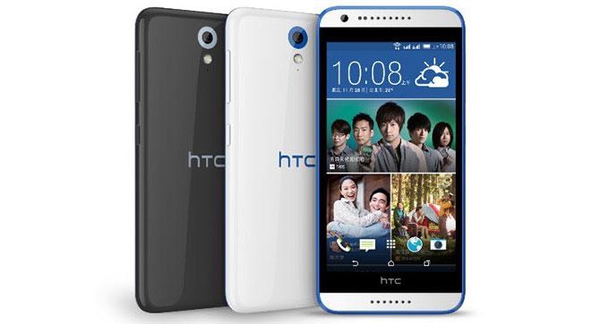 HTC подготовила смартфон Desire 620 в двух модификациях