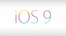 Как может выглядеть интерфейс iOS 9 [концепт]