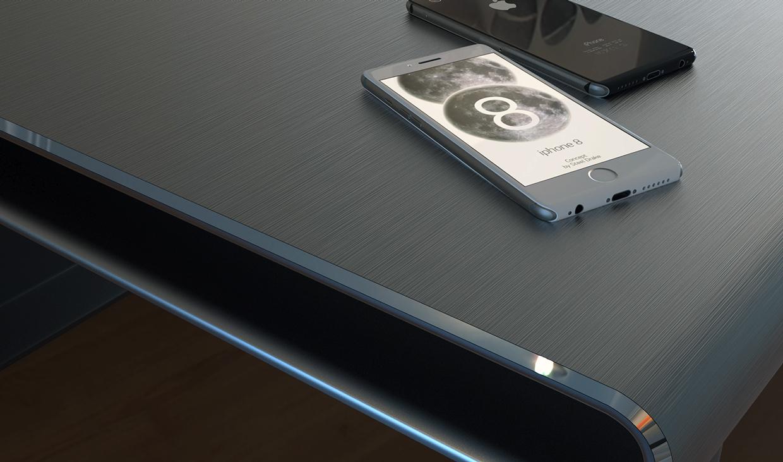 Дизайнер пропустил iPhone 7 исоздал концепт iPhone 8