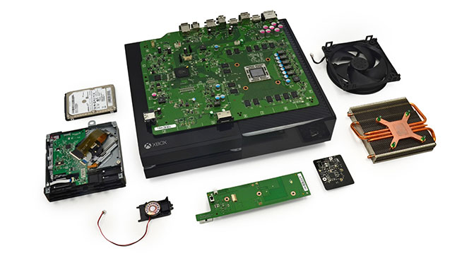 Обновленный процессор позволит выпустить компактную версию консоли Xbox One