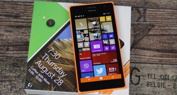 Обзор Windows Phone-смартфона Nokia Lumia 730 Dual SIM
