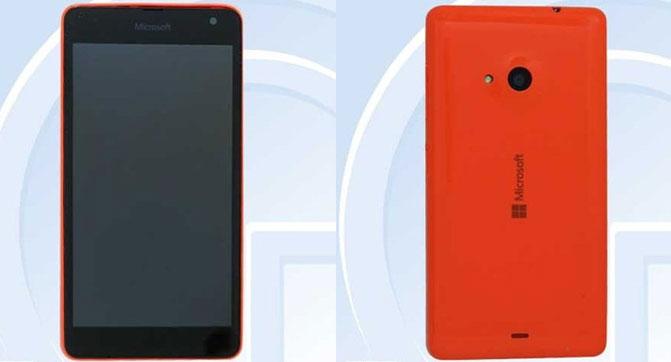 Смартфон RM-1090 первым получит бренд Microsoft