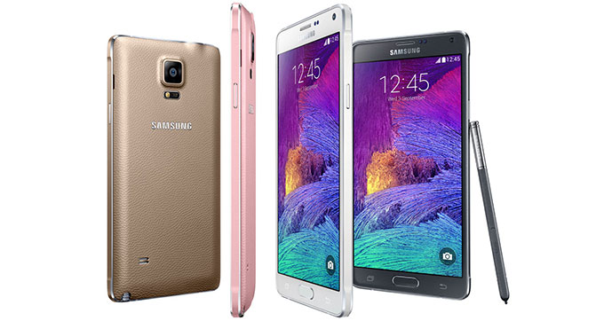 Результаты тестов подтвердили слухи о наличии версии Galaxy Note 4 с чипом Snapdragon 810