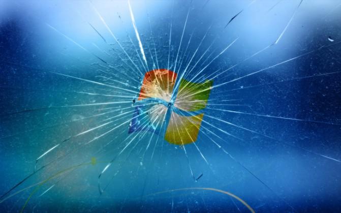 Broken-Windows-7-Screen-Wallpapers
