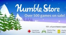 На Humble Bundle стартовала зимняя распродажа, более 500 игр предлагаются со скидками