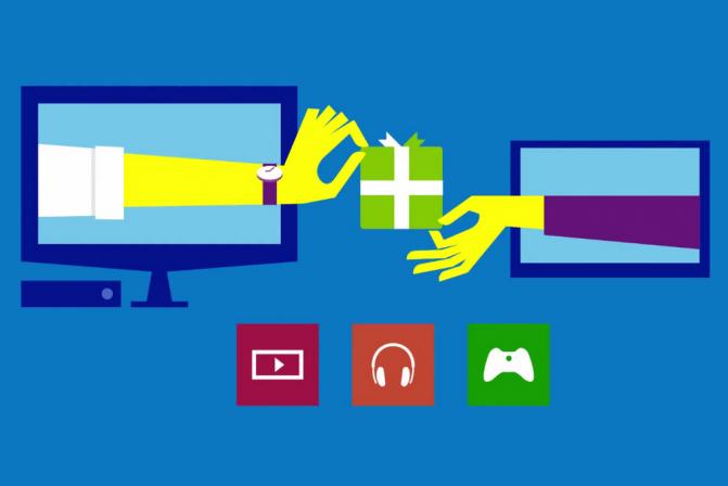 Microsoft Gifting