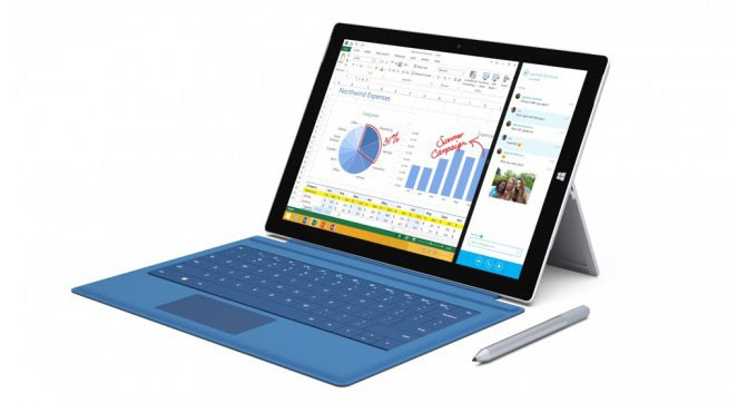Планшет Microsoft Surface Pro 4 будет более доступным, чем версия Surface Pro 3