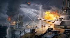 Компания Wargaming объявляет первый этап закрытого тестирования World of Warships