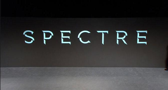 Новый фильм о Джеймсе бонде - «Спектр» - выйдет в 2015 году