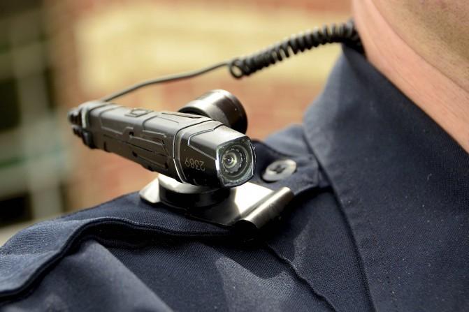 Fredericksburg, Va. PD, Taser Axon Flex video camera