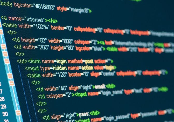 Комп'ютерна Код HTML