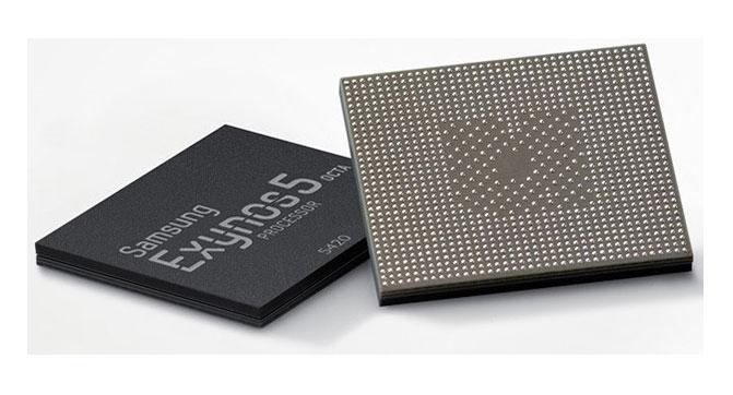 Samsung оснастит процессоры Exynos графическим ядром собственной разработки